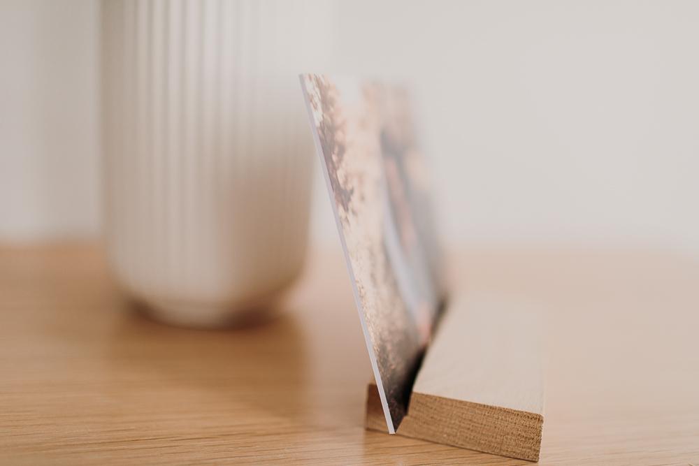 Les tirages d'art et supports bois