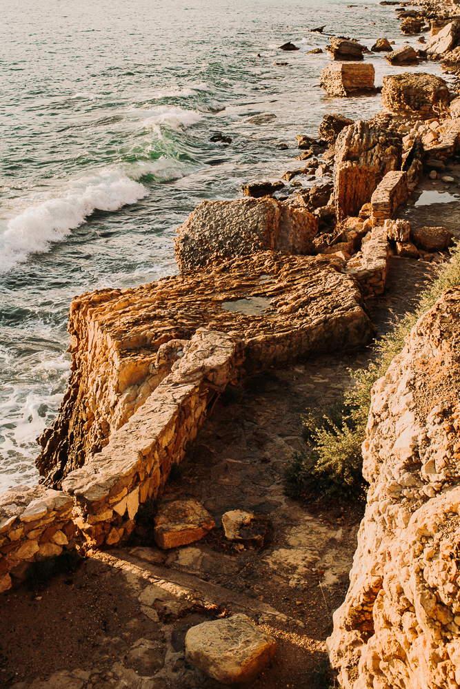 bord de mer à Cassis